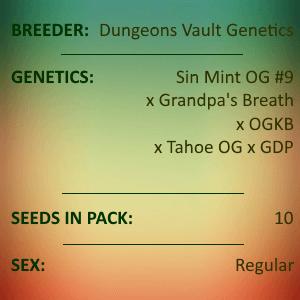 Dungeons Vault Genetics - Dr. Gonzo