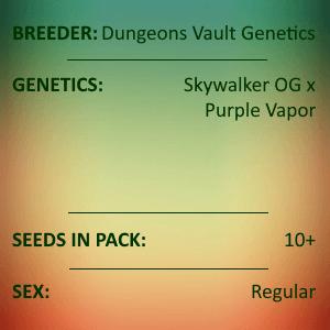 Dungeons Vault Genetics - Vaders Vapor