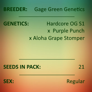 Gage Green Genetics - Myriad