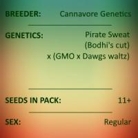 Cannavore Selections - Garlic Sweat