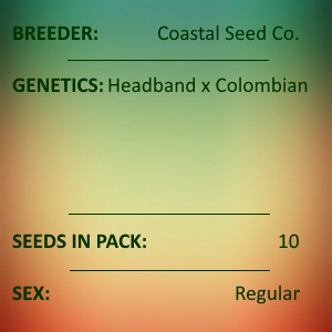 Coastal Seed Co - Red Head