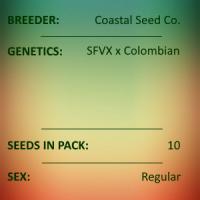 Coastal Seed Co - SFV Colombian