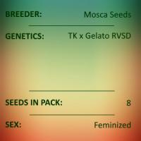 Mosca Seeds - Waves