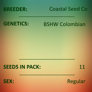 Coastal Seed Co - BSHW Colombian