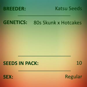 Katsu Seeds - Gas Mattress