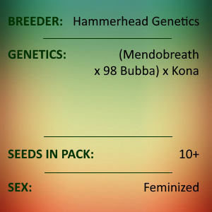 Cannavore Genetics - Cannabis Seed breeder