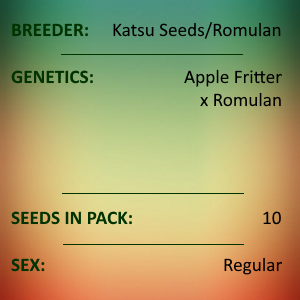 Katsu - Romulan - Fritter Bomb