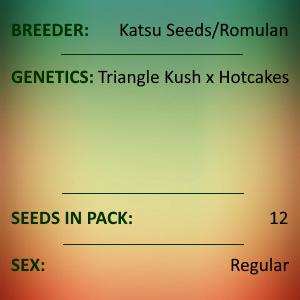 Katsu Seeds Romulan - Wormhole