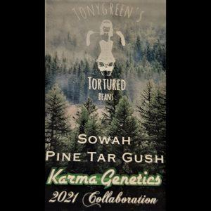 Tony Green's & Karma Sowah Pine Tar Gush