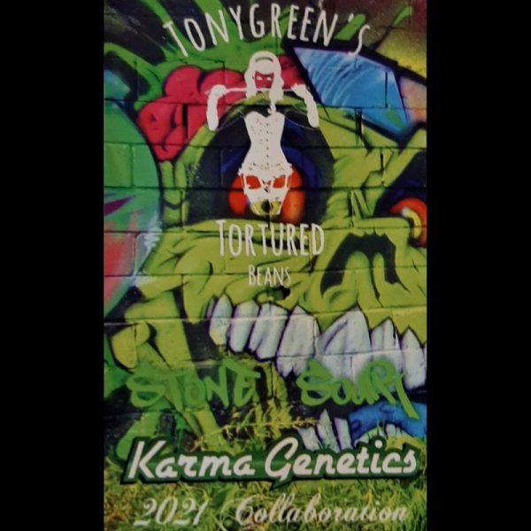 Tony Green's - Karma Genetics- Stone Sour