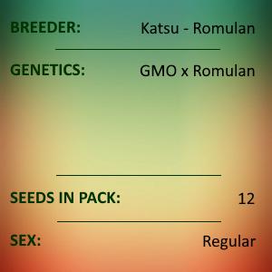 Katsu - Romulan - Blazerunner2