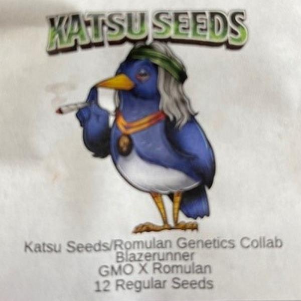 Katsu - Romulan - Blazerunner