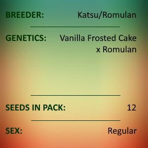 Katsu Seeds - Stank Cake